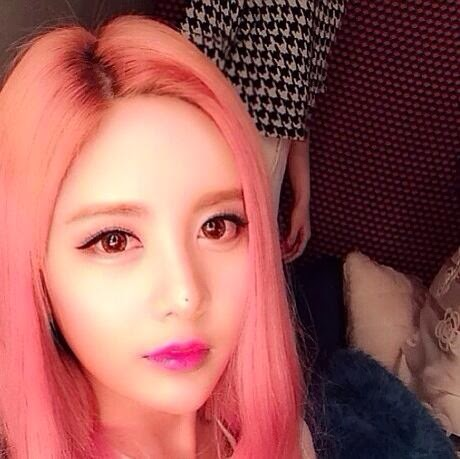 05.01.2014]T-ara's Qri has lost weight? |